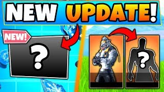 NEW Fortnite Update: CRAZY Mode Coming SOON + Dire Skin Connection! - 7 New Things in Battle Royale!