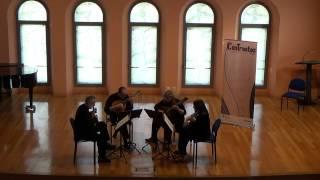 Cuarteto Aguilar- Tonada de la niña perdida, Joaquín Nin