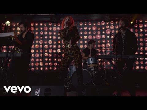 MS MR - No Guilt In Pleasure (Live) (Vevo LIFT): Brought To You By McDonald's