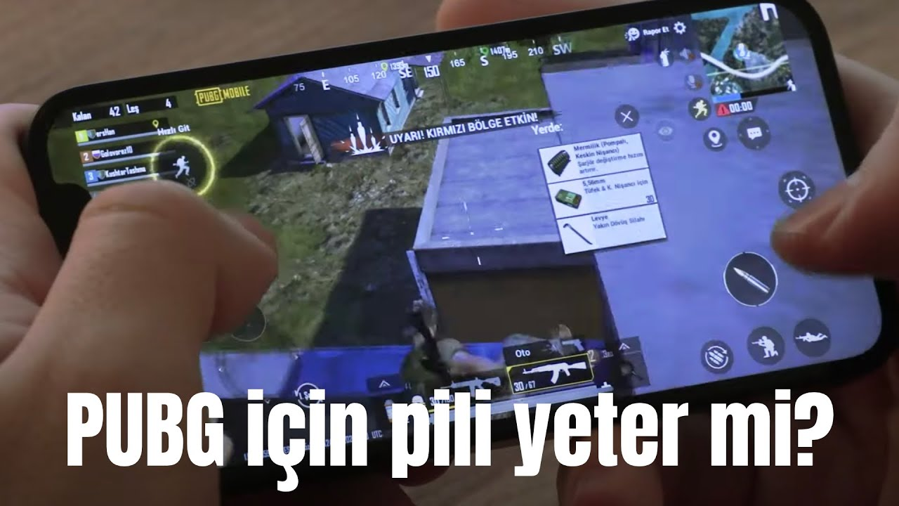 iPhone 12 Mini PUBG ve batarya performansı nasıl?