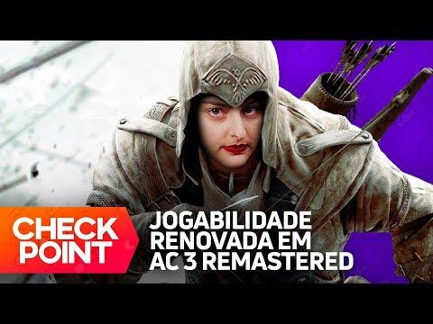 ASSASSIN'S CREED 3 REMASTERED COM NOVIDADES NO GAMEPLAY , RUMOR DO XBOX SCARLETT - Noticias de games thumbnail