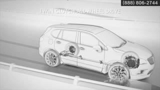 2017 Buick Envision Jim Ellis Buick GMC Atlanta Duluth GA
