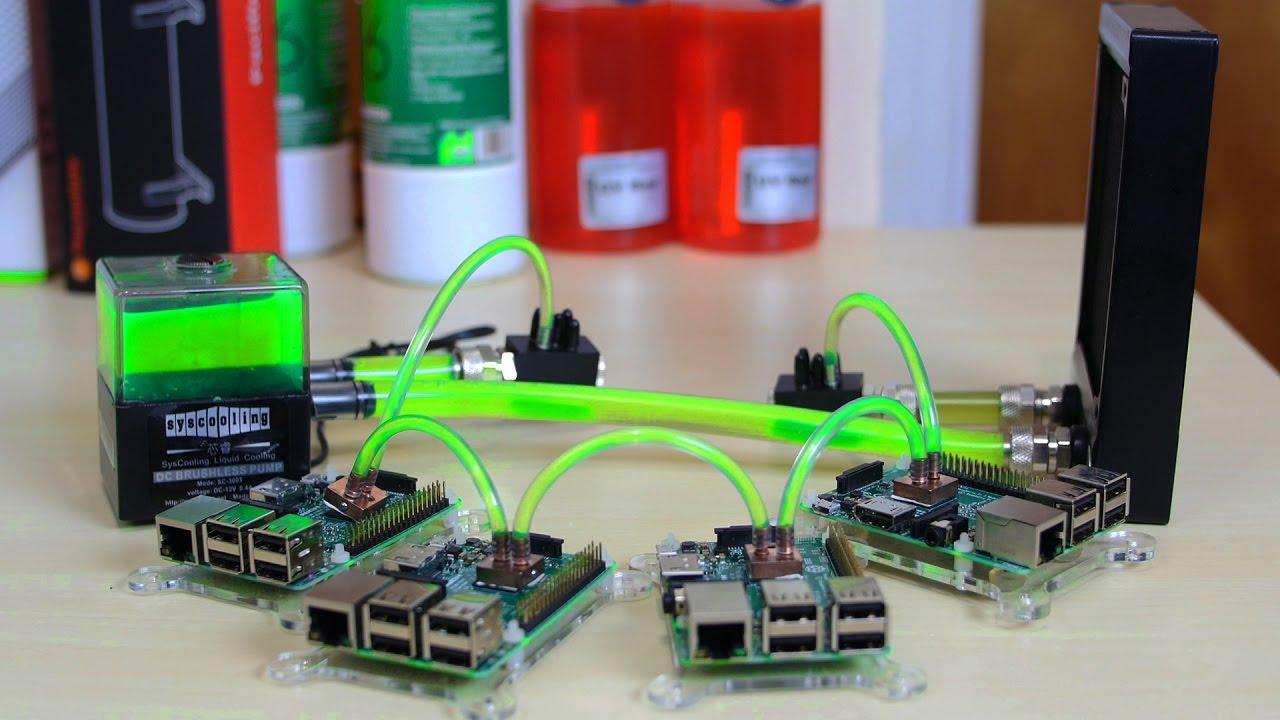 Raspberry Pi Kinox