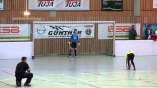 TuS Hallenmasters 2013 | Spiel 34 (Penalty): 1. FC Nürnberg vs. TuS Traunreut