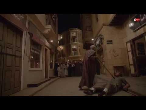 مسلسل حارة اليهود - أقوي مشهد أكشن شعبي