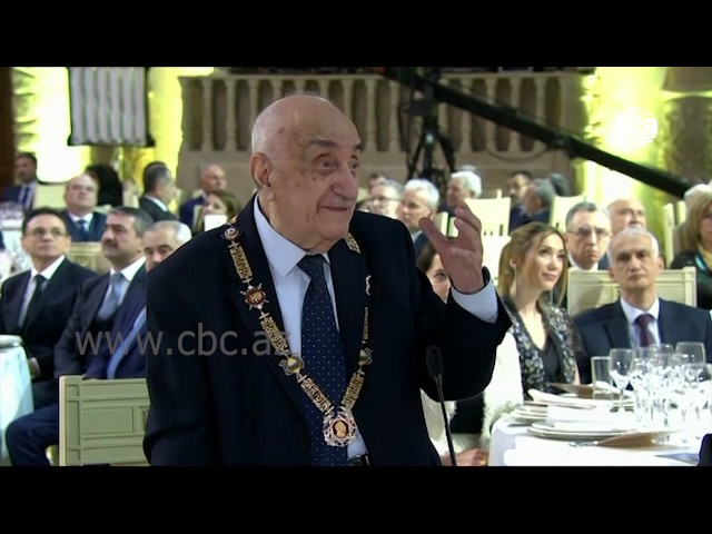 Президент Азербайджана отметил заслуги Хошбахта Юсифзаде в развитии нефтегазовой промышленности
