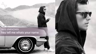 Eric Saade - Miss Unknown (Lyric Video)