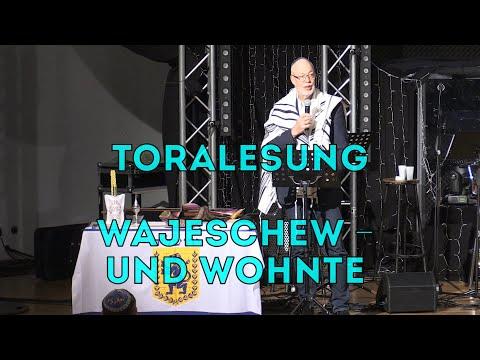 Beit Hesed. Toralesung Wajeschew - Und Wohnte. 21.12.2019