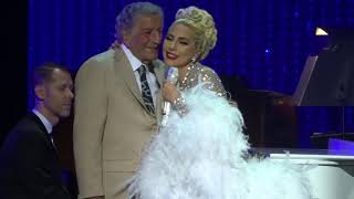 Lady Gaga & Tony Bennett - Cheek to Cheek - Vegas: Jazz & Piano 6/9/19
