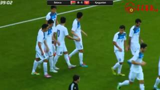 Belarus - Kyrgyzstan - 0:1