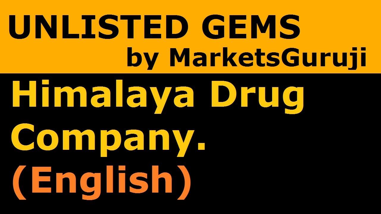 Himalaya Drug Company (Himalaya Herbal Healthcare)   Unlisted Gems Series  by Markets Guruji