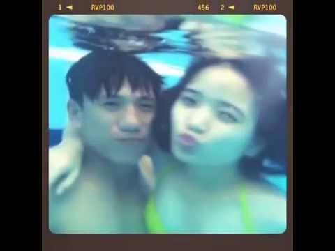 sốc cặp đôi làm chuyện ấy trong bể bơi