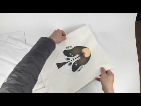 Printing canvas bag DIY your preferred bag
