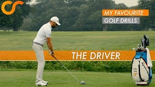 MY FAVOURITE DRILLS WITH THE DRIVER