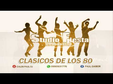 Clasicos Musica Disco Mix 70,80,90 La Mejor Muisca Dj PauL V 1
