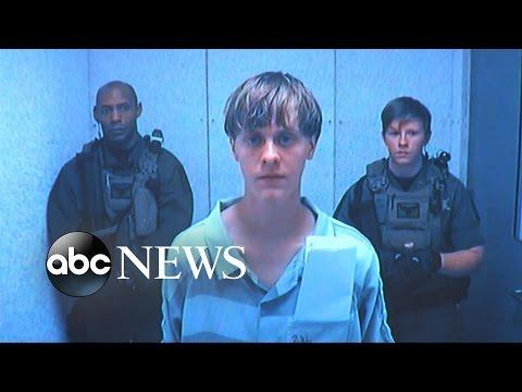 Charleston Church Massacre Victims' Families Confront Alleged Killer