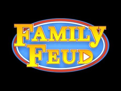 Youtube Family Feud Powerpoint Template Youtube