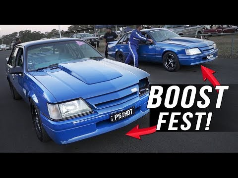 BOOST Fest | 2018 Holden Nationals