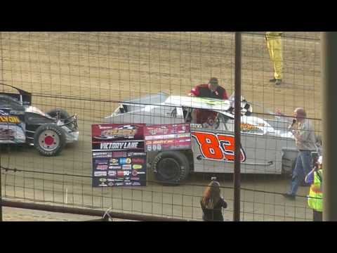 @RushSportMods Feature from Expo Speedway at The Trumbull County Fair