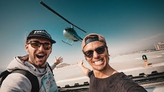 A CRAZY WEEK-END IN SOUTH AMERICA! | VLOG² 139