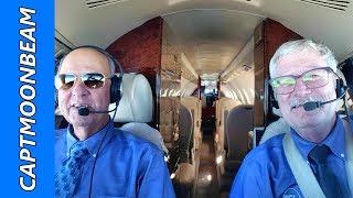 STOP THE CATERING! Citation Flight Eagle Co to Tucson AZ, Pilot Vlog 141