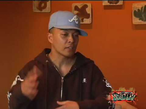 DJ Qbert - MP3.com Interview