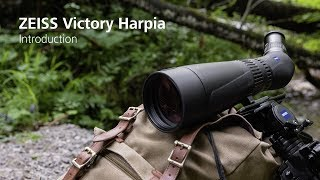 01 ZEISS Victory Harpia 95 - introduction