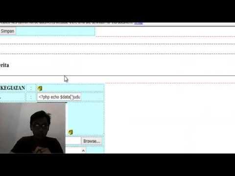 Tugas Besar PHP - Sistem Informasi