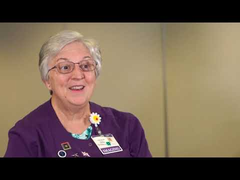 45 years at Mercy Hospital