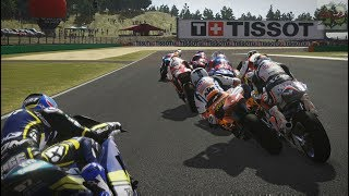 MotoGP 17 | Managerial Career Pt 11: A Hectic First Lap At Brno