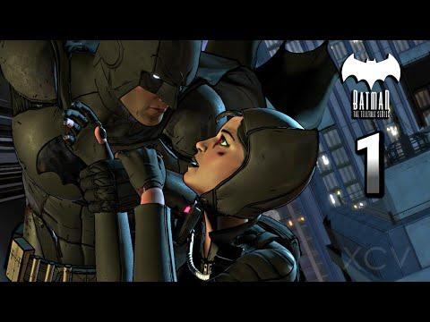 "BATMAN: The Telltale Series Episode 1 Gameplay Walkthrough ""Realm of Shadows"" | PS4 PC Xbox One"