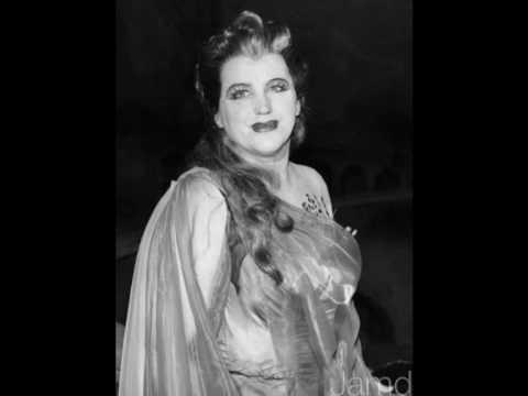 Joan Hammond, O Silver Moon Rusalka