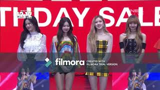 BLACKPINK DDU DU DDU DU Live Shopee Indonesia