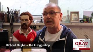 My Grav Story by Richard Hughes from The Grogg Shop