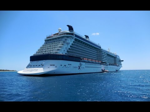 South Pacific Cruise aboard Celebrity Solstice