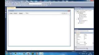 Como criar um navegador pelo Visual Studio!