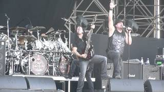 Adrenaline Mob Come Undone Gods Of Metal Milan 21 06 2012