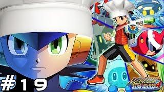 Mega Man Battle Network 4: Blue Moon - Part 19: Master Chef