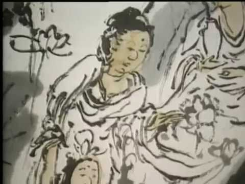 Japan Spirit and Form #4: Ink Painting