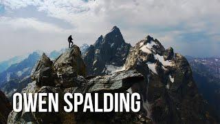 Free Solo Climbing the Grand Teton