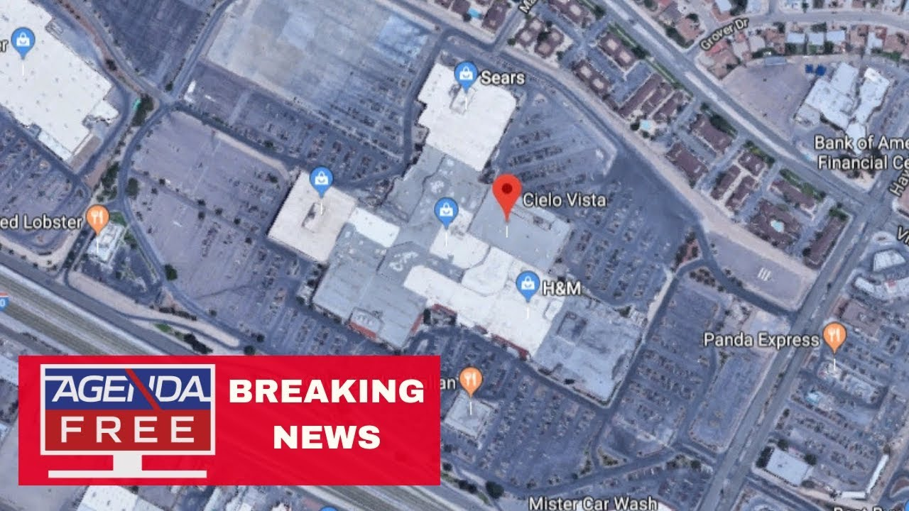 Active Shooter in El Paso - LIVE BREAKING NEWS COVERAGE