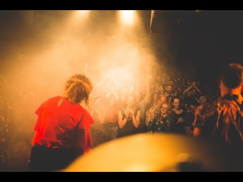 RasgaRasga - Sonrisa - Live @ Jazzhaus Freiburg 2018