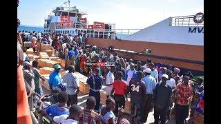 VIDEO: Ndugu wametambua miili na imeanza kusafirishwa.