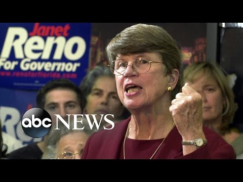 Janet Reno Dead at 78 | Remembering the Former US Attorney General,