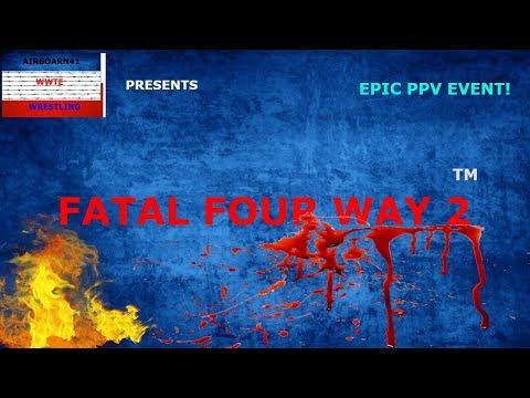 WWTE PPV EVENT