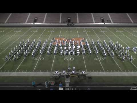 2016 Poland Seminary High School Marching Band at Massillon Band Night