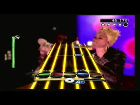 Rock Band 2 - Guitar - The Clash - Stand By Me 100% FC