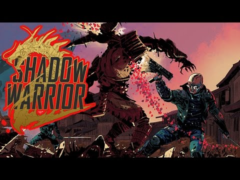 видео: Shadow Warrior 2 - FPS тест