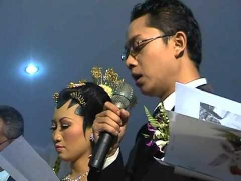 Lagu Berkatilah - Duet on a Wedding day