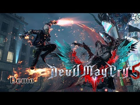ShopperKung Can't Stop Play Devil May Cry V Demo And it AMAZING!!!! thumbnail